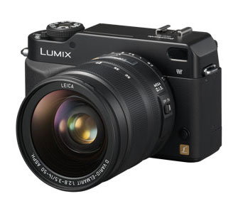 Lumix DMC-L1 breaks new ground: Panasonic's first digital SLR camera - digital camera and photography news